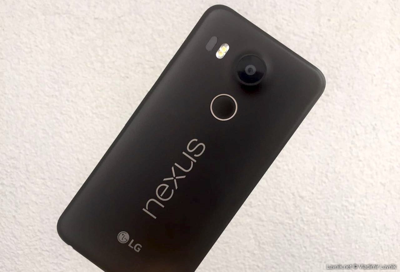Nexus 5X обзор: после долгого использования