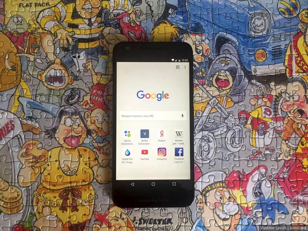 Google Nexus плюсы и минусы