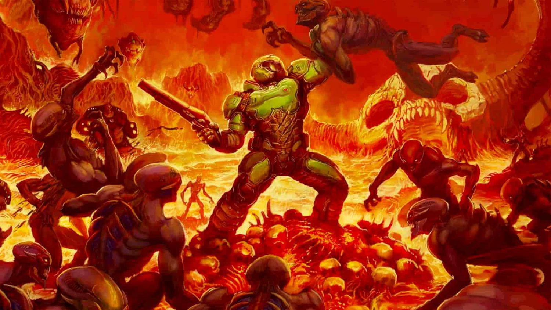 Великий и ужасный Doom