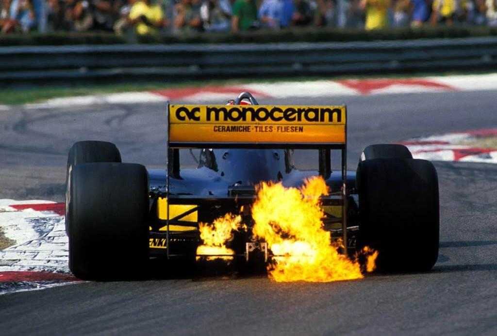 formula1, 1985