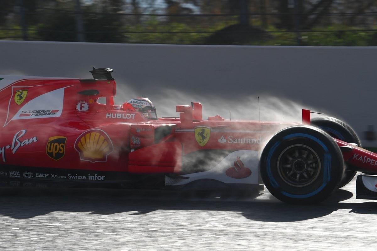 formula 1, f1, testing