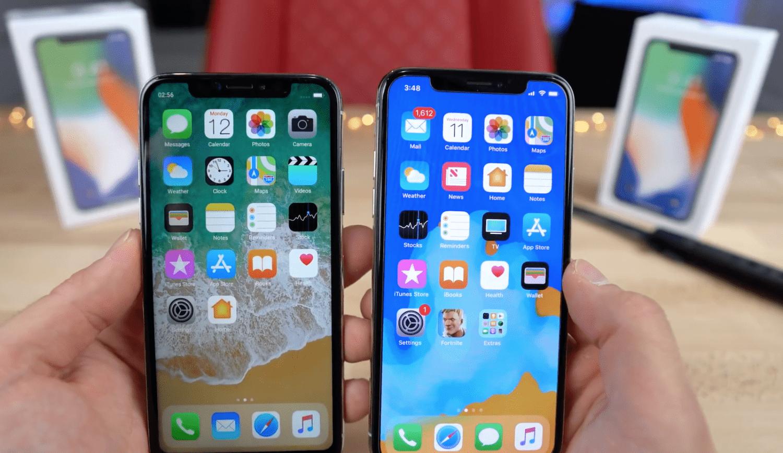 Как отличить настоящий iPhone X от подделки