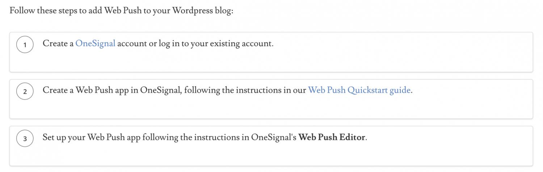 Как настроить Push-уведомления с помощью OneSignal