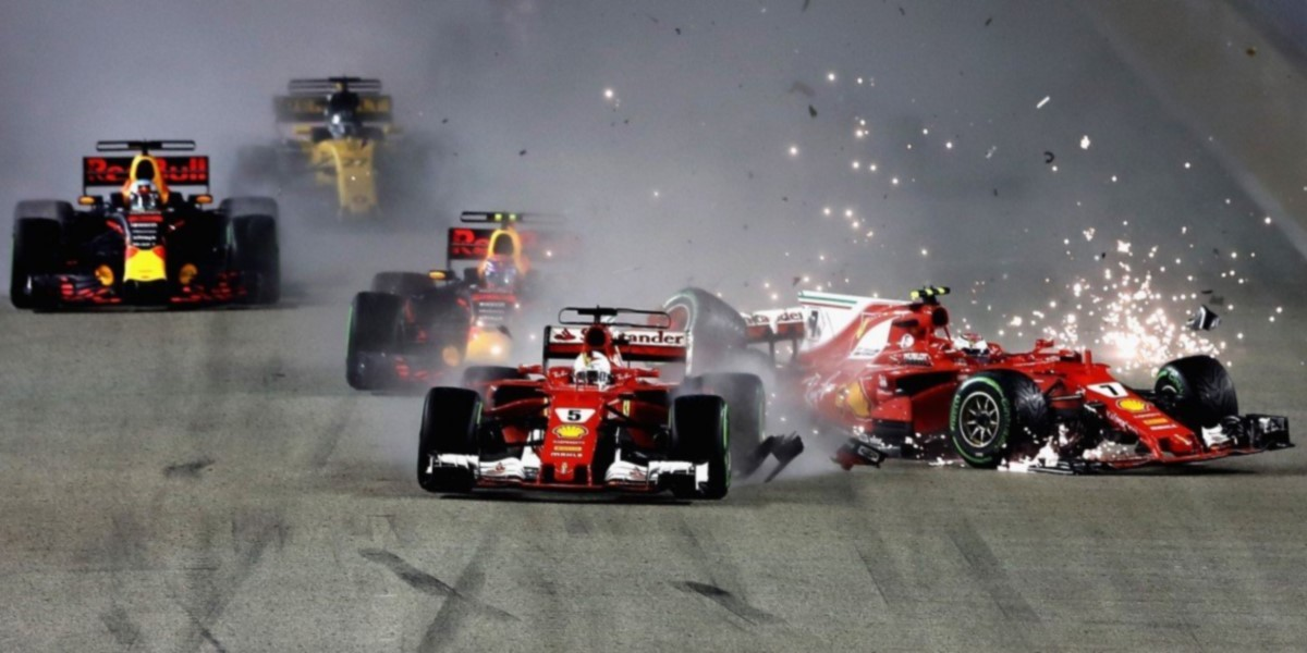 kimi and fettel and verstappen