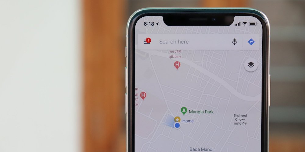 gps does not work on iphone