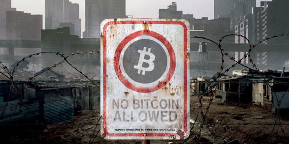 No-Bitcoin-Allowed