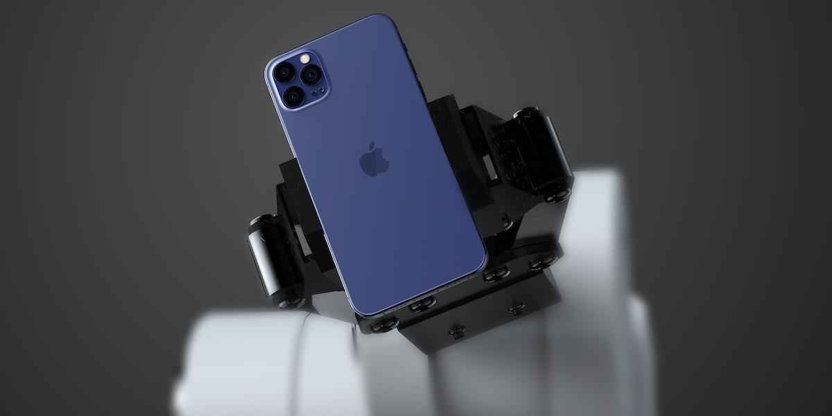 iPhone 12 2020 Crome