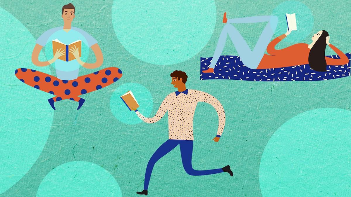 Как снова заставить себя читать книги