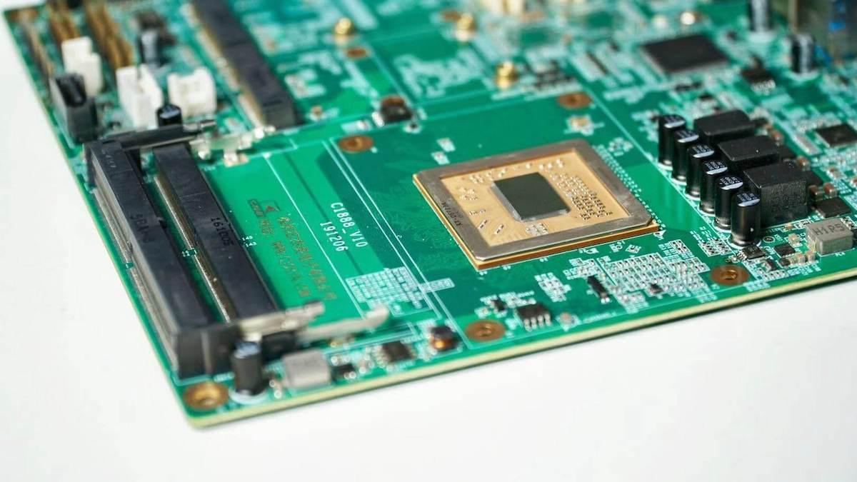 Новые процессоры Zhaoxin уже работают на китайской операционке Unity OS