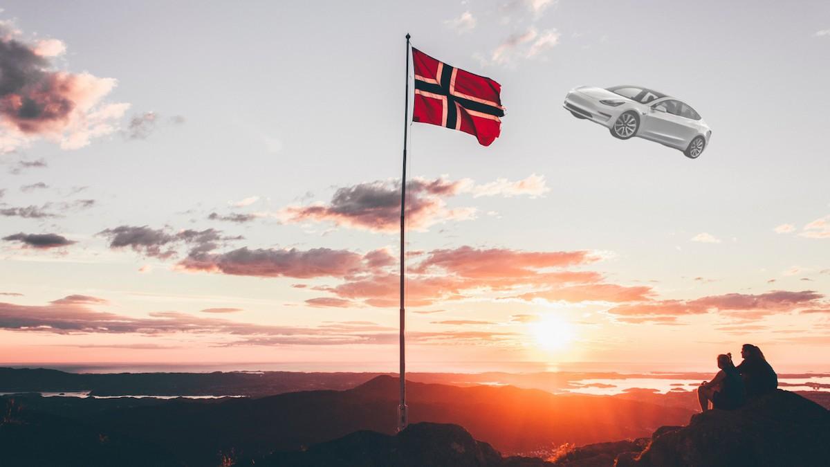 Норвегия к 2040 году планирует электрифицировать внутреннее авиасообщение