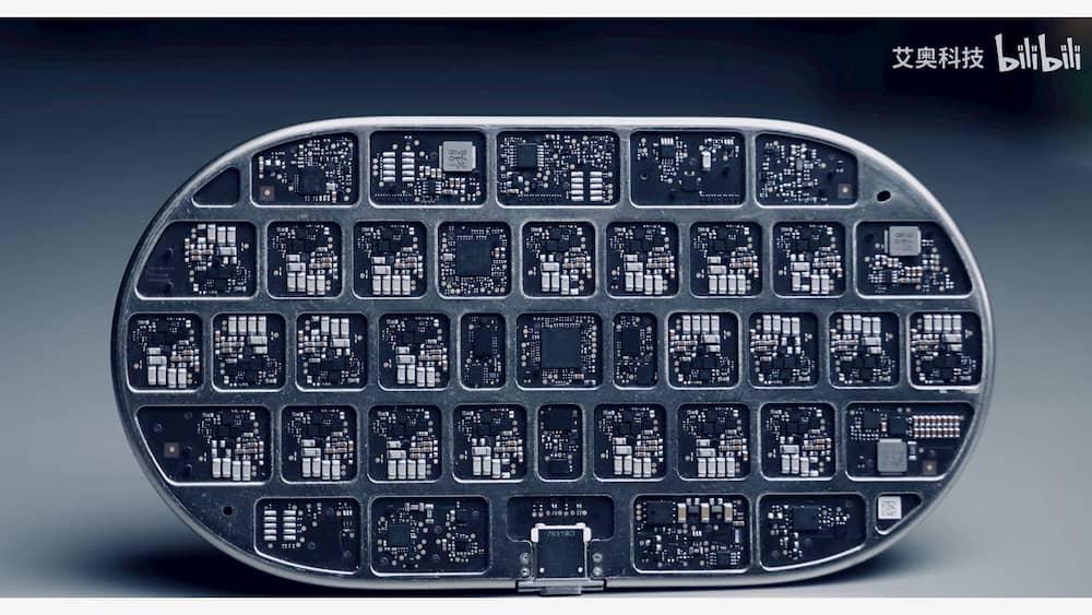 Apple AirPower схема