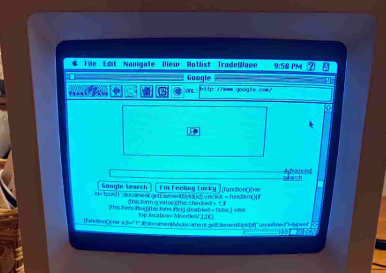 Нашелся способ подключить Macintosh SE/30 1989 года выпуска к интернету
