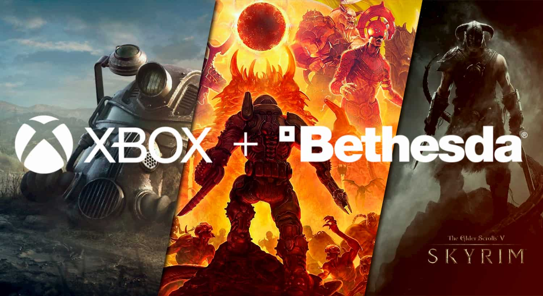 Microsoft официально объявила о покупке Bethesda Softworks