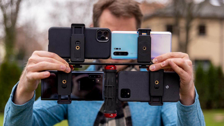 5 лучших телефонов с хорошей камерой (2020)