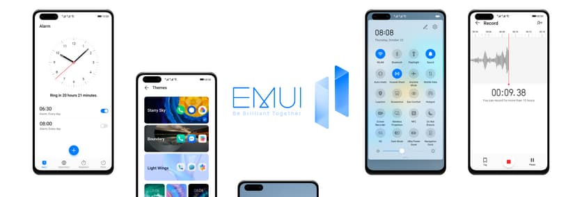 emui huawei android