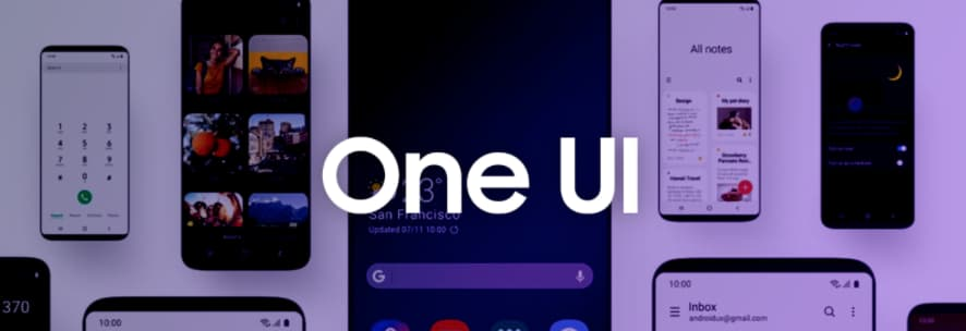 one ui samsung android