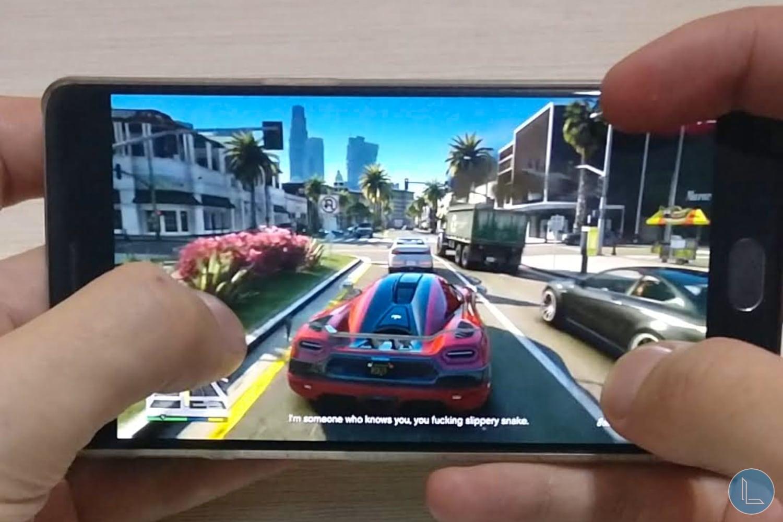 Как запустить полноценную GTA5 на Android или iOS