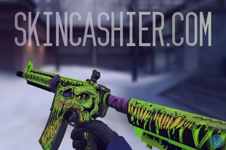 Зарабатываем реальные деньги на Counter Strike: Global Offensive