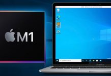 Как установить Windows 10 на Macbook pro M1: виртуализация, Boot Camp