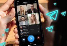 видеозвонки в Telegram на 1000 зрителей